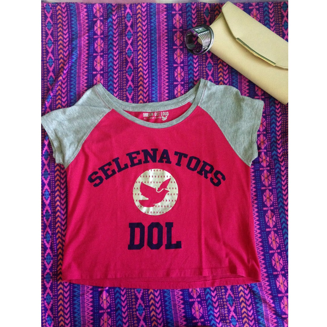 Selenators Top and Bolero