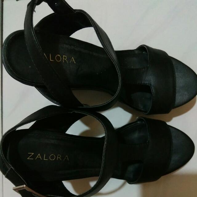 Wedges Zalora