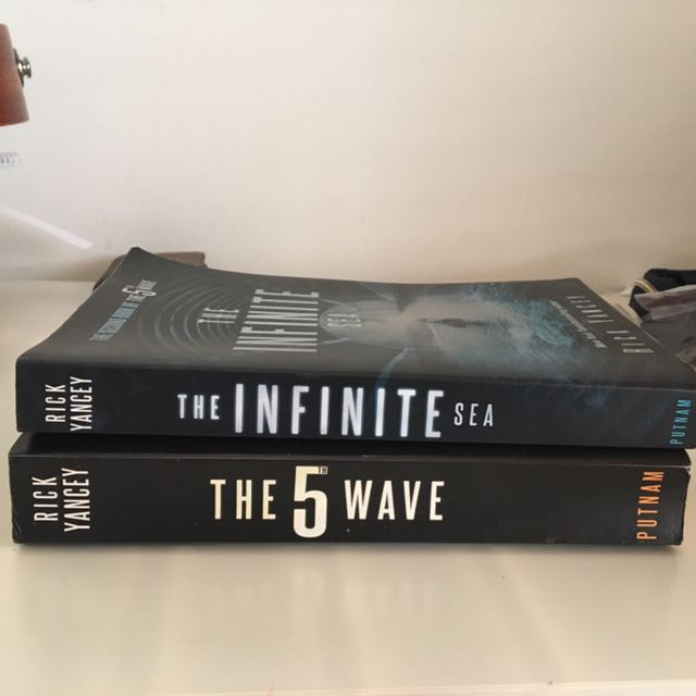 Series The Fifth Wave (English)