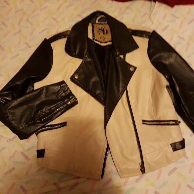 Shasa Leather Jacket