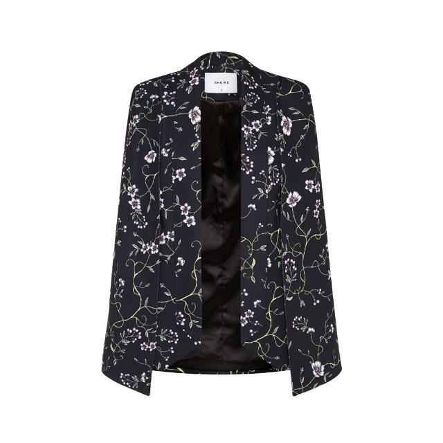 Sheike Enchanted Floral Cape