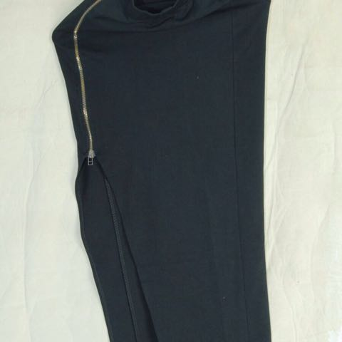 Skirt Slit Black