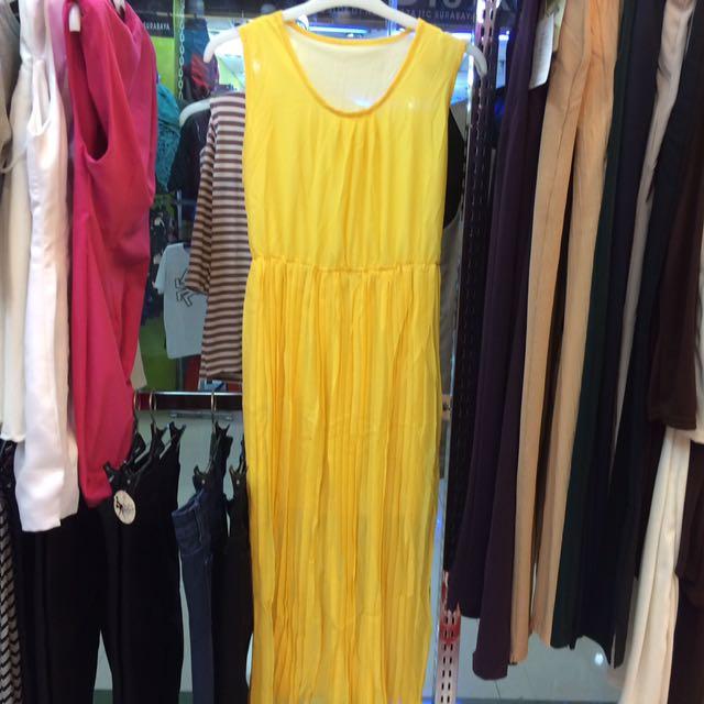 Soft Sifon Dress
