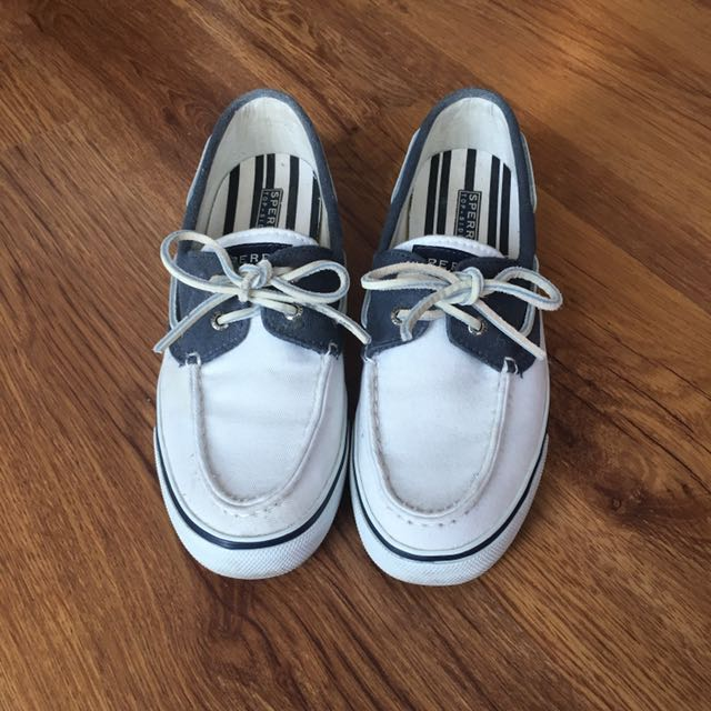 Sperry Boat Shoes, size: 7.5
