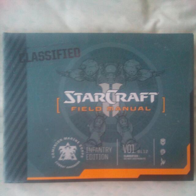 StarCraft II Field Manual