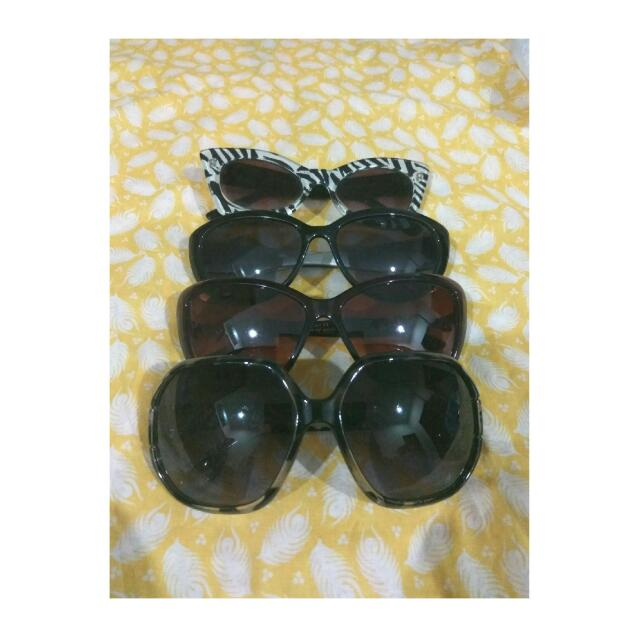 Sunglass (TAKE ALL 4 pcs)