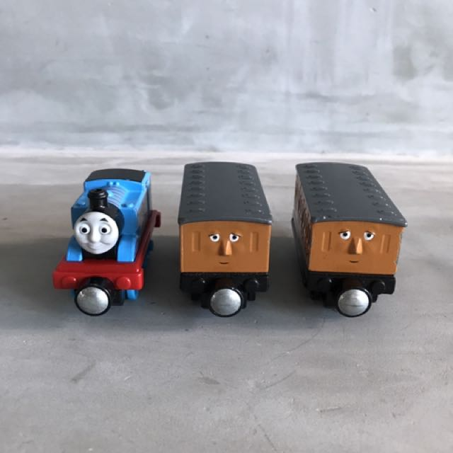 Thomas And Friends Take And Play Series - Thomas, Annie And