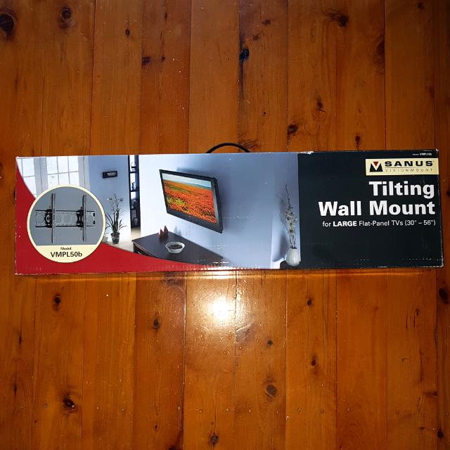 """Tilting Wall Mount For Large Flat Panel 30""""-56"""" TV"""