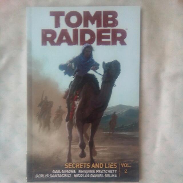 Tomb Raider Vol.2