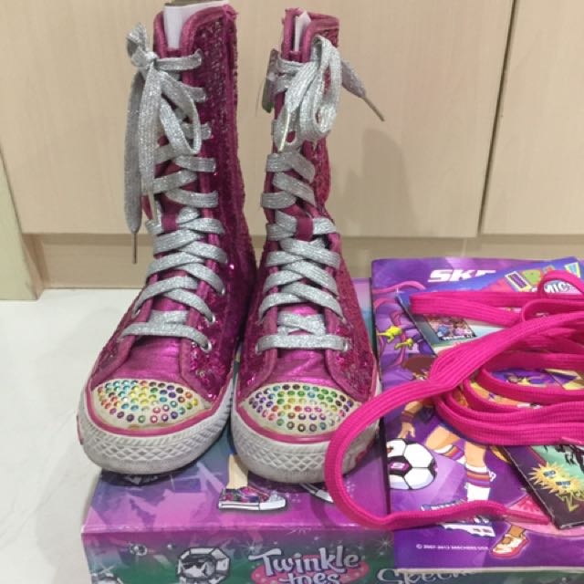 Twinkle Toes Shoes By Skechers
