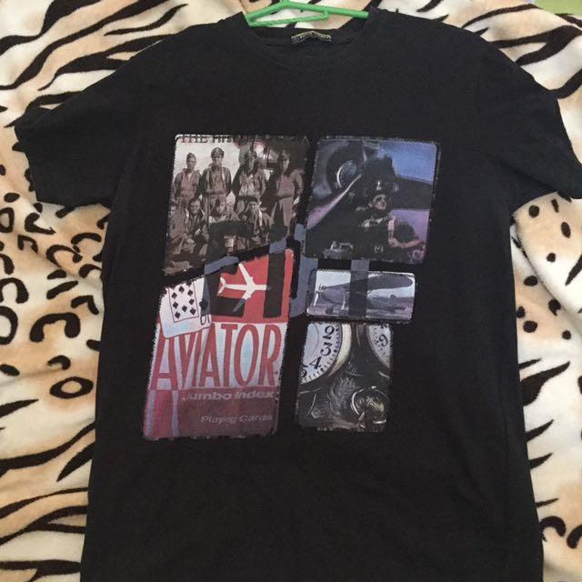 Unisex Black Shirt