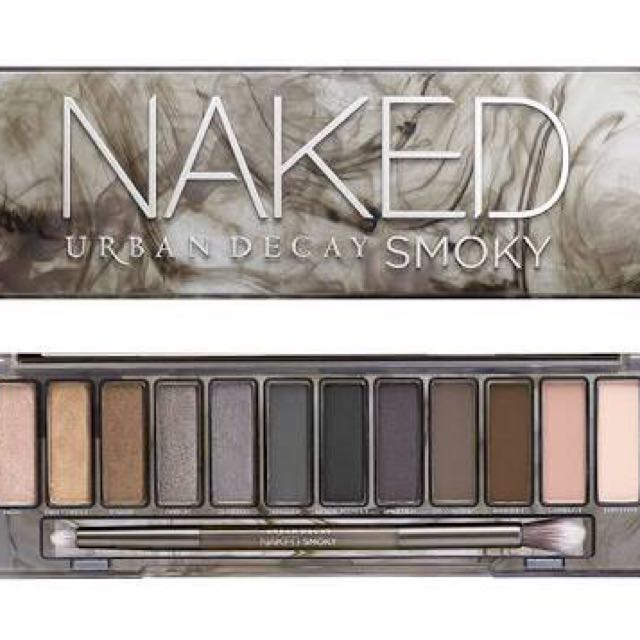 Urban Decay Naked Pallete Smoky