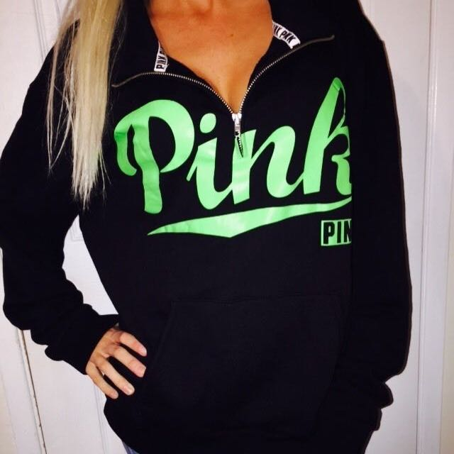 Victoria Secret Pink Sweater