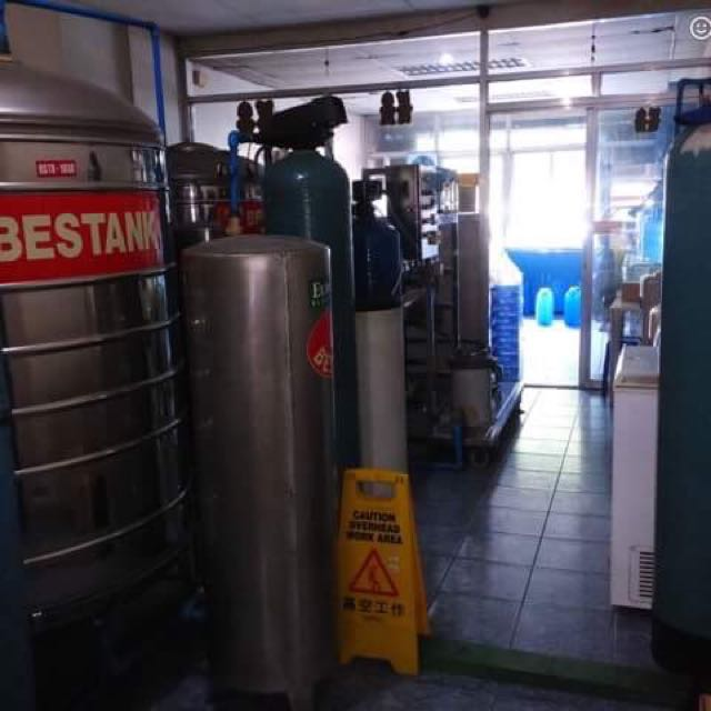 Water Refilling Station