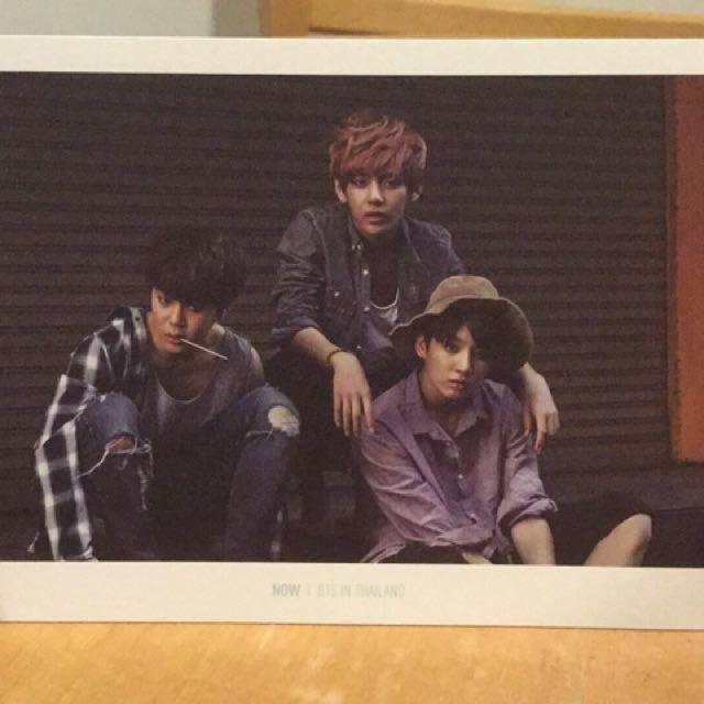 [WTS] OOP BTS Now 1 Vminkook Postcard