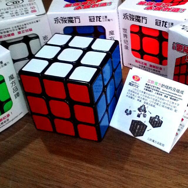 Speed Cube / Rubik's Cube YJ Guanlong