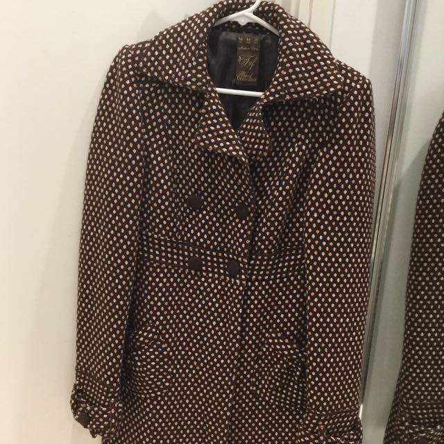 Zara Wool Jacket