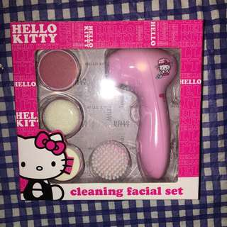 Hello Kitty Cleaning Facial Set 洗面機