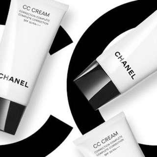 即期 Chanel CC霜