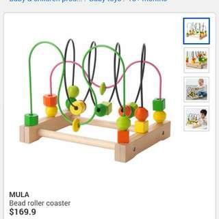 IKEA BB 串珠過山車