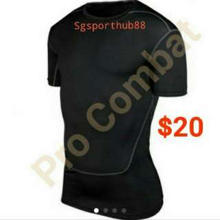 Pro Combat Men's Compression Sport Tight