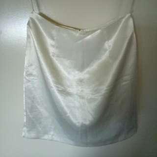 White Skirt Size 12