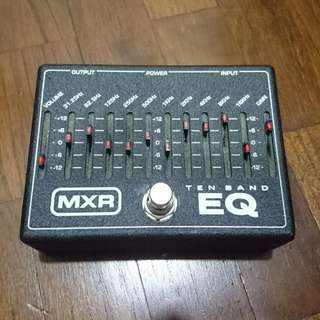 Mxr 10band Eq