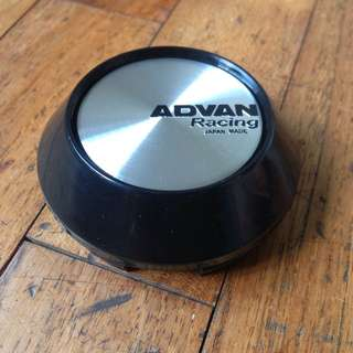 Advan Racing Wheel Cap