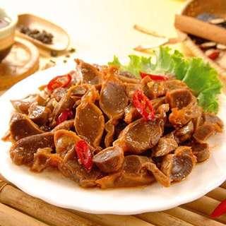 台南 江家滷味 無骨鳳爪☝🏻️
