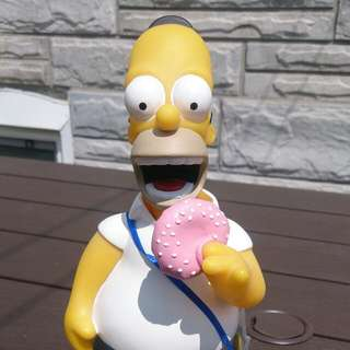 10 Inch Homer Simpson Bobble Figure