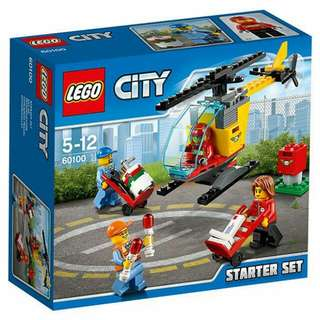 LEGO® CITY 60100 STARTER SET