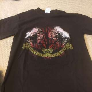 Protest The Hero Band Tee
