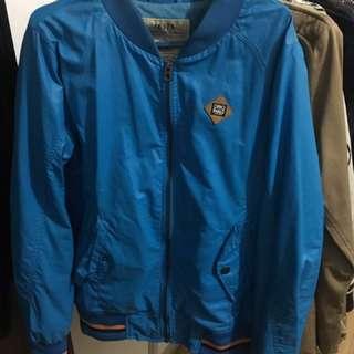 Jack&Jones Baseball Leather Jacket By BestSeller (S)
