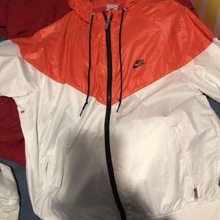Nike Windbreaker Sz m