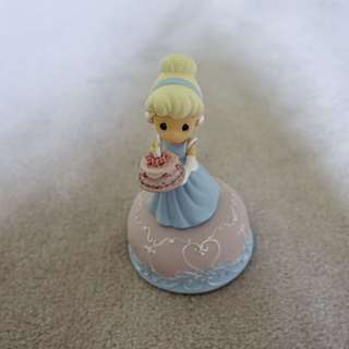 Precious Moments Figurine (Disney Collection And Plays music)