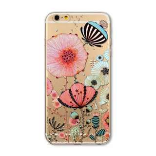 iPhone 6/6S Butterfly Case