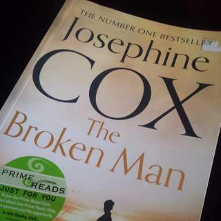 Book - The Broken Man by Josephine Cox