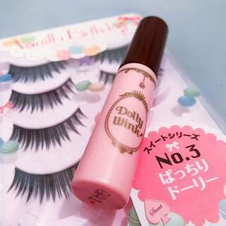 Dolly Wink Eyelash Adhesive/Glue