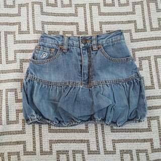*PRELOVED* Guess Maong Skirt