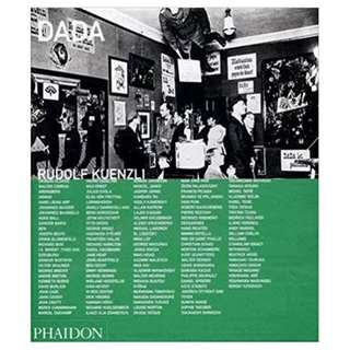 Dada Themes and Movements (Hardcover First Edition 2006) by Rudolf Kuenzli
