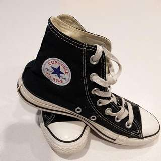 Converse High-tops Taylor Chuks All Stars