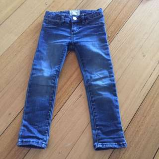 Country road Girls Skinny Jeans Size 3