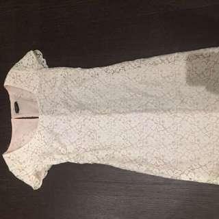 Aritzia Talula Floral Dress - Size XXS