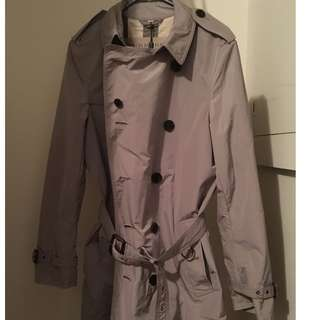 New Burberry Britton trench coat size M