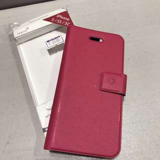 Flip Cover For Iphone 5/5s/SE