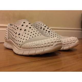 Nike Free Orbit II White Size 9