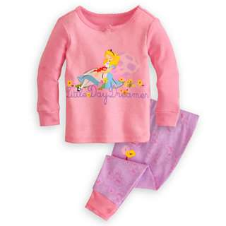 #   220454 ALICE IN WONDERLAND SLEEPWEAR  ( SZ 2Y - 7Y ) #