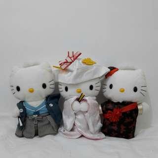 Hello Kitty Assorted Stuff Toys