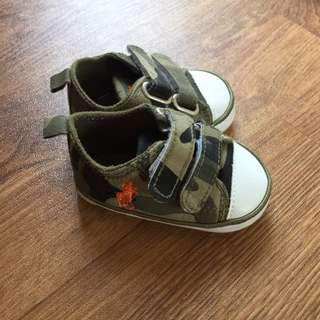POLO army Shoes
