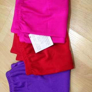 Combo 3 Short Legging